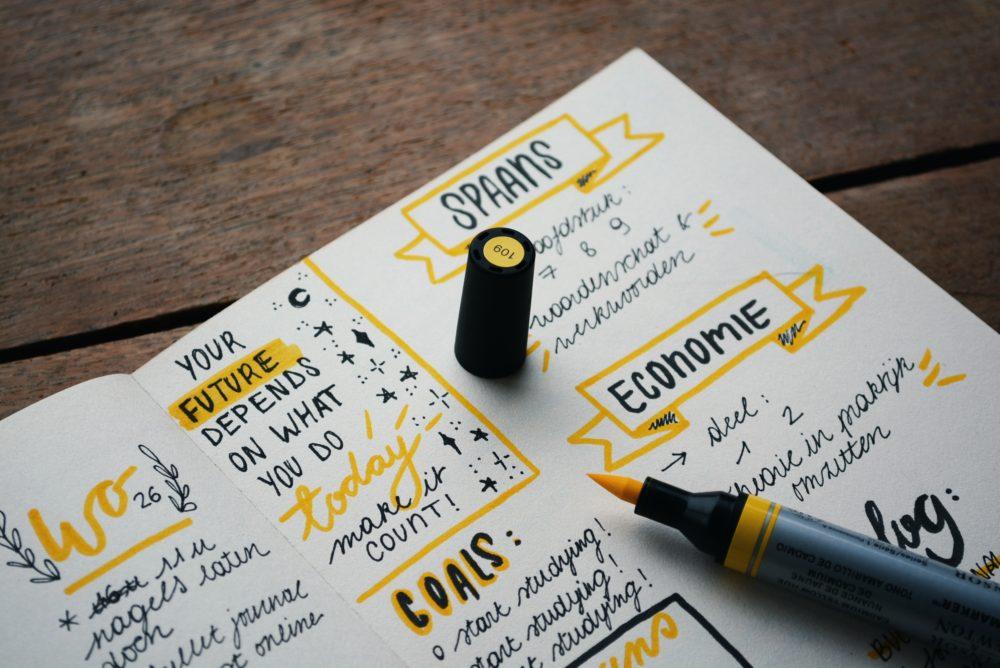 Leçon de Freelance : être plus qu'organisé.
