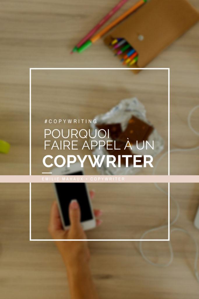 faire appel copywriter